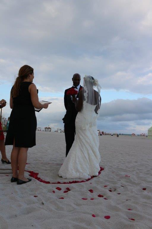 Marriage in miami